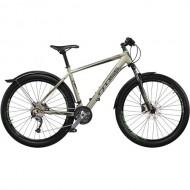 """Bicicleta CROSS Rival 27.5"""" bej/gri 43 cm"""