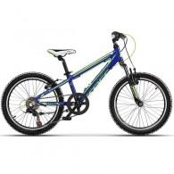 "Bicicleta CROSS Speedster 20"" albastru/verde 26 cm"