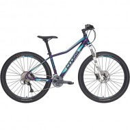 """Bicicleta CROSS Causa XT 27.5"""" mov/albastru 40 cm"""