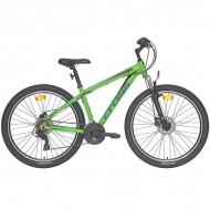 "Bicicleta CROSS Viper MDB 27.5"" verde 46 cm"