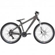 "Bicicleta CROSS Dexter HDB 26"" gri/alb 42 cm"