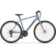 "Bicicleta CROSS C-Trax RD 28"" albastru/negru 56 cm"