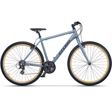 "Bicicleta CROSS C-Trax RD 28"" albastru/negru 52 cm"