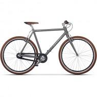 "Bicicleta CROSS Spiria 28"" gri/maro 47 cm"
