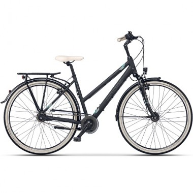 "Bicicleta CROSS Citerra Lady City 28"" gri/negru 44 cm"