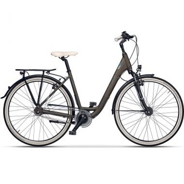 "Bicicleta CROSS Citerra LS City 28"" maro/negru 53 cm"
