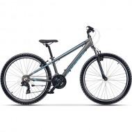 "Bicicleta CROSS Speedster 26"" gri/albastru 32 cm"