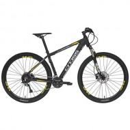 "Bicicleta CROSS Traction SL7 29"" negru/galben 51 cm"