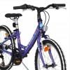 "Bicicleta CROSS Alissa 20"" mov"