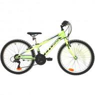 "Bicicleta CROSS Speedster 24"" verde/negru 30 cm"