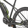 "Bicicleta E-Bike CROSS Element 27.5""+ gri/verde 48 cm"