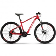 "Bicicleta HAIBIKE 2019 Seet HardSeven 2.0 27.5"" rosu/alb/negru M"