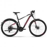 "Bicicleta HAIBIKE 2019 Seet HardSeven 2.5 Street 27.5"" negru/rosu M"
