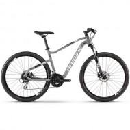 "Bicicleta HAIBIKE 2019 Seet HardSeven 3.0 27.5"" gri/alb/negru M"