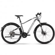 "Bicicleta HAIBIKE 2019 Seet HardSeven 3.5 Street 27.5"" gri/alb/negru M"