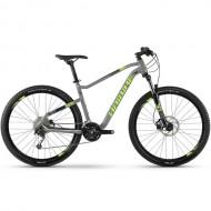 "Bicicleta HAIBIKE 2019 Seet HardSeven 4.0 27.5"" gri/verde/negru M"