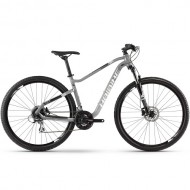 "Bicicleta HAIBIKE 2019 Seet HardNine 3.0 29"" gri/alb/negru M"