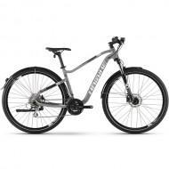 "Bicicleta HAIBIKE 2019 Seet HardNine 3.5 Street 29"" gri/alb/negru M"