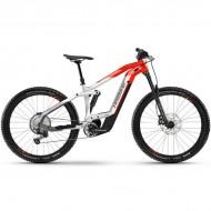 """Bicicleta E-Bike HAIBIKE FullSeven 9 i625Wh 2021 27.5"""" BCXP gri/rosu L"""