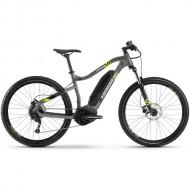 """Bicicleta E-Bike HAIBIKE SDuro HardSeven 1.0 27.5"""" gri/galben L"""