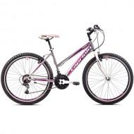 """Bicicleta CAPRIOLO Passion Lady 26"""" gri/mov 19"""""""