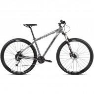 "Bicicleta KROSS Hexagon 8.0 29"" grafit/argintiu/negru L"