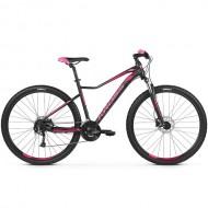 "Bicicleta KROSS Lea 6.0 27.5"" negru/roz XS"