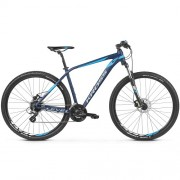 "Bicicleta KROSS Level 1.0 29"" albastru/gri 21 M"