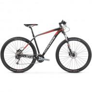 """Bicicleta KROSS Level 5.0 29"""" negru/alb/rosu M"""