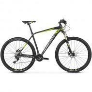 "Bicicleta KROSS 2019 Level 6.0 29"" negru/gri/lime M"