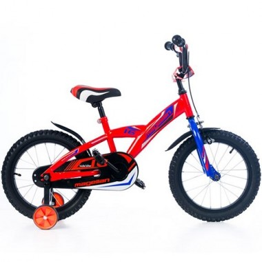 "Bicicleta MAGELLAN Prime 16"" rosu/albastru"