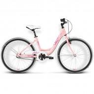 "Bicicleta KROSS Julie 16 24"" roz"