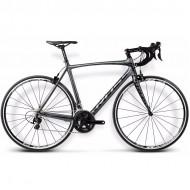 "Bicicleta KROSS Vento 6.0 16 28"" gri/negru L"