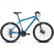 "Bicicleta KROSS Hexagon X2 17 Disc 26"" albastru/negru S"