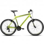 "Bicicleta KROSS Hexagon X1 17 26"" galben/negru L"