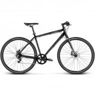 """Bicicleta KROSS Inzai 17 28"""" negru L"""