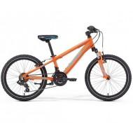 Bicicleta MERIDA 17 MATTS J20 portocaliu/albastru