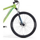 """Bicicleta MERIDA 16 BIG.NINE 40 verde/albastru/negru M (17"""")"""