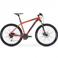 "Bicicleta MERIDA 15 BIG.SEVEN 100 portocaliu/gri/negru M (17"")"