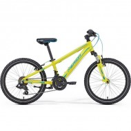 Bicicleta MERIDA 17 MATTS J20 galben/albastru