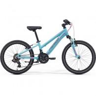 Bicicleta MERIDA 17 MATTS J20 albastru/roz/gri