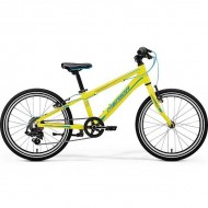 Bicicleta MERIDA MATTS J20 Race galben/albastru