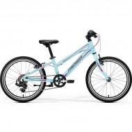 Bicicleta MERIDA 17 MATTS J20 Race albastru/roz/gri