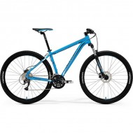 """Bicicleta MERIDA 17 BIG.NINE 40 albastru/alb/negru M (17"""")"""