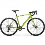 "Bicicleta MERIDA 18 Cyclo Cross 100 28"" verde olive L (56 cm)"