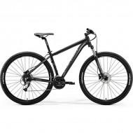 """Bicicleta MERIDA 18 BIG.NINE 40 29"""" negru/gri L (19"""")"""