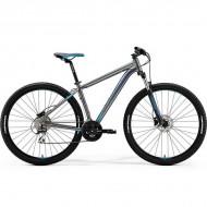 "Bicicleta MERIDA 18 BIG.NINE 20-D 29"" silk antracit L (19"")"