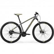 "Bicicleta MERIDA 18 BIG.NINE 100 29"" gri/galben L (18.5"")"