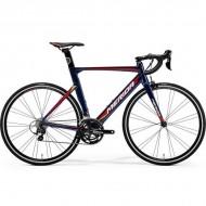 "Bicicleta MERIDA 18 Reacto 400 28"" Bahrain Team Replica L (56 cm)"