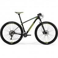 """Bicicleta MERIDA 18 BIG.NINE 4000 29"""" negru/verde M (17"""")"""